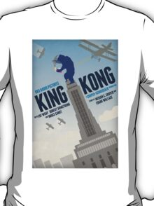 King Kong 1933 alternative movie poster T-Shirt
