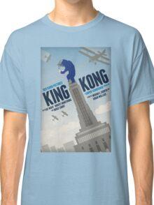 King Kong 1933 alternative movie poster Classic T-Shirt