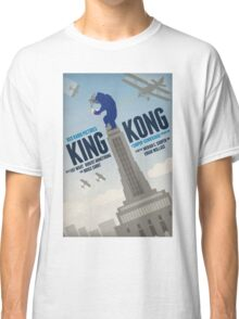 King Kong 1933 alternative movie poster Classic T-Shirt