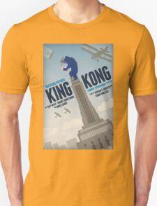 King Kong 1933 alternative movie poster Unisex T-Shirt