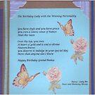 The Birthday Lady by LadyRm