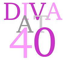 Diva At 40 by thepixelgarden