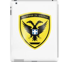 Hellenic (Greek) Army Seal iPad Case/Skin