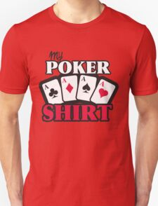 POKER shirt T-Shirt