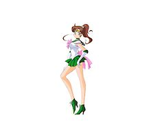 sailor moon jupiter by deivid97621
