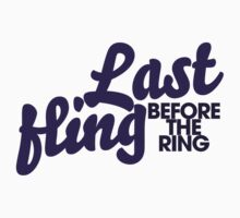Last fling before the ring by Boogiemonst