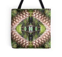 Tropical Kaleidoscapes 7 Tote Bag