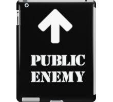 public enemy iPad Case/Skin