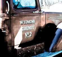 Truck from Wyoming  by ArtbyDigman