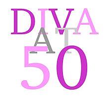 Diva At 50 Photographic Print