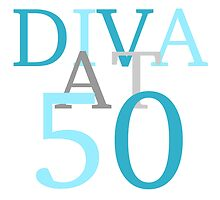 Diva At 50 by thepixelgarden
