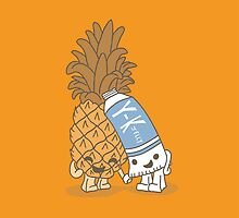 The Cutest Couple: Pineapple & Lube by rebecca-miller