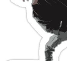 b-boy breakdance Sticker