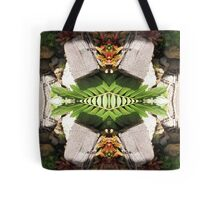 Tropical Kaleidoscapes 9 Tote Bag