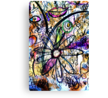 Panoply Canvas Print
