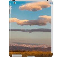 Indian Peaks Music iPad Case/Skin