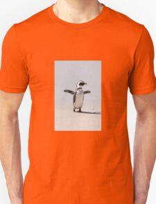 Beach Penguin Unisex T-Shirt