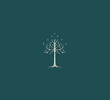 arbre gondor by dumelalex