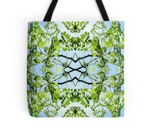 Tropical Kaleidoscapes 11 Tote Bag