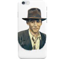 Tom Hiddleston as Hank Williams iPhone Case/Skin
