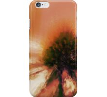 Abstract Daisy iPhone Case/Skin