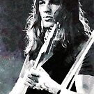 David Gilmour by bogfl