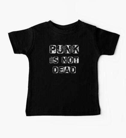 Punk is not Dead Baby Tee
