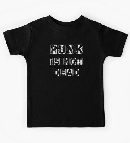 Punk is not Dead Kids Tee