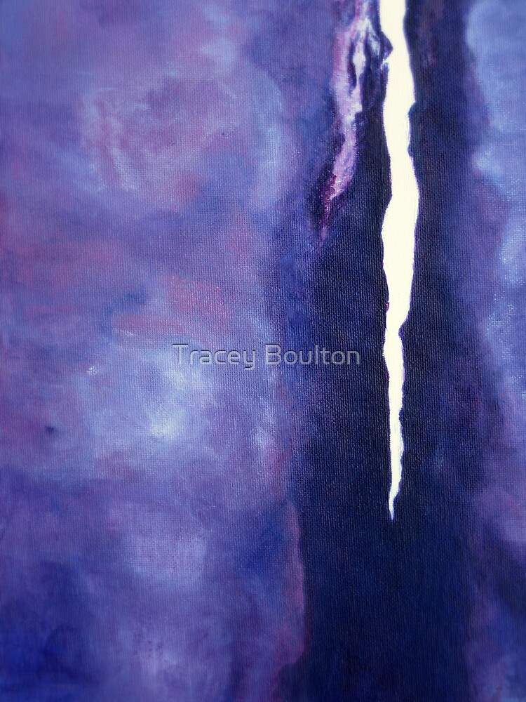 'Cleft in the Rock' by Tracey Boulton