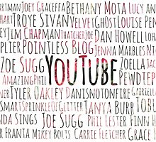 The Ultimate YouTube Collage by chloeambercat