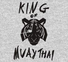 Sagat King of Muay Thai by Spoomy