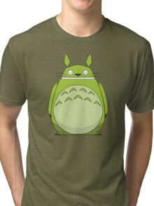 Totoroid Tri-blend T-Shirt