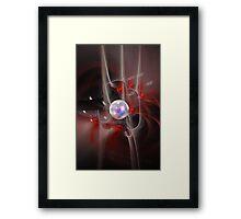 'Pearl' Framed Print