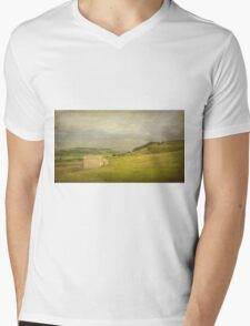 Rural England Mens V-Neck T-Shirt