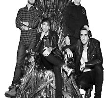 All Time Low Game of Thrones by juliethrons