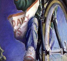 Paper Boy, My First Job by A.H. Thom
