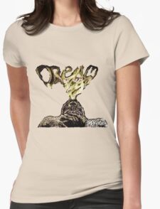 Smoking Dream Womens Fitted T-Shirt