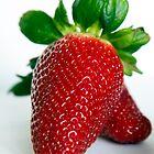 Strawberry #1 by Kasia Fiszer
