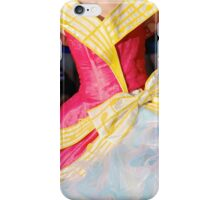 Royal Court Dancer iPhone Case/Skin
