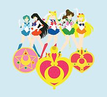 Sailor Soldiers by Dorothy Timmer