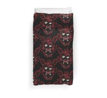 FNAF - Sketchy Foxy the Pirate Duvet Cover