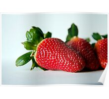 Strawberry #2 Poster