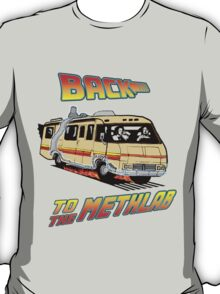 Back to the Methlab - Breaking Bad T-Shirt