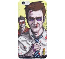 Fight Club #3 Tyler and I just gave it a name iPhone Case/Skin