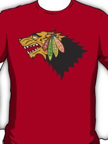 Blackhawks Direwolf T-Shirt