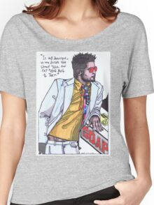 Fight Club #1 Selling Soap Women's Relaxed Fit T-Shirt