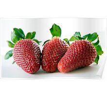 Strawberry #4 Poster