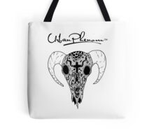 Urban Phenom™ - Day of the Dead Goat Tote Bag