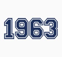 1963 by Designzz