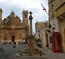 Gharb Centre Gozo by RayFarrugia